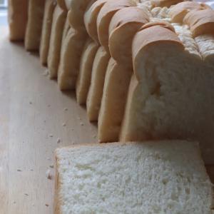 こんなの見たことない!【長い長いダブルソフト】食パン2斤分~♬