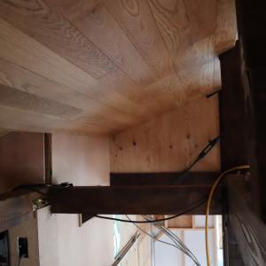 天井のミステリー!板張りDIY
