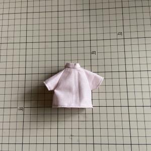 リカちゃん、初心者におすすめドルマン・シャツの作り方