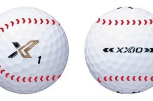 アライメント系ボールで使えそう!セ・リーグとコラボのゼクシオX ゴルフボール
