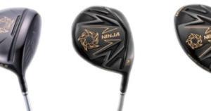 カタナゴルフ NINJAシリーズの2020年モデルを一挙紹介!