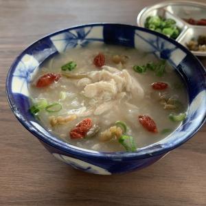電気圧力鍋で作る中華粥レシピ