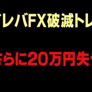 【ハイレバFX】さらに20万円失った、俺はなぜ破滅を望むのか【新着情報:小野です FXトレーダーさん】