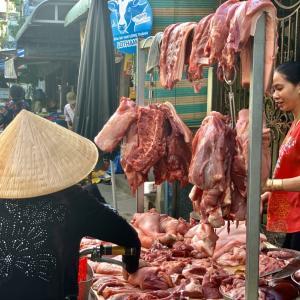 美食の町カントー④ 水上マーケットの後は、陸にもある魅力的なローカル市場へ!