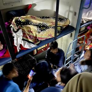 【インド】鉄道切符を買うだけでひと苦労。寝台列車でムンバイからゴアへ!
