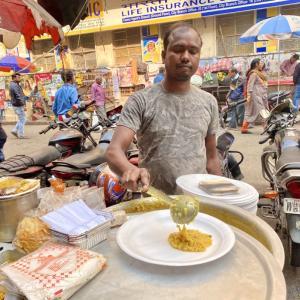 【インド】コルカタでストリートフード三昧!インド屋台めしの実力に驚く。