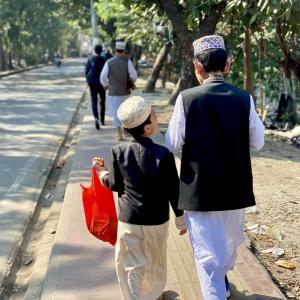 【バングラディシュ】ダッカのお洒落エリア、グルシャンを歩く。