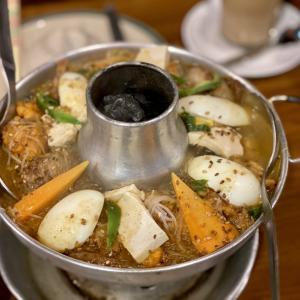 チベットの鍋料理ギャコックに挑戦してはみたものの・・・