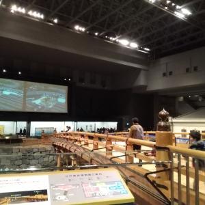 スポ少も塾も入ってない小学生の休日。せっかくなら「頭の良くなる」遊び場へ:江戸東京博物館と大浮世絵展