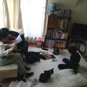 小4男子が4人、放課後家に~「ゲーム禁止」の遊ばせ方と最適なおやつ