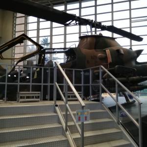 【体験学習的お出かけ】男子にはたまらない。陸上自衛隊広報センター「りっくんランド」