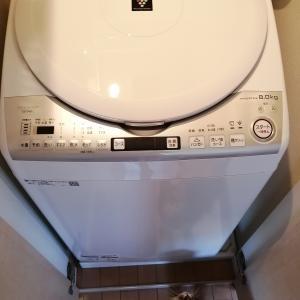 洗濯機の買い替え、今回もドラム式にせず~家電はシンプル機能のものに、数も極力減らしたい