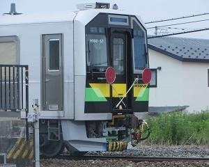 池田駅を横目に通り過ぎようとしたら