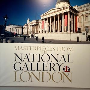 国立国際美術館『ロンドン・ナショナル・ギャラリー展』で再会