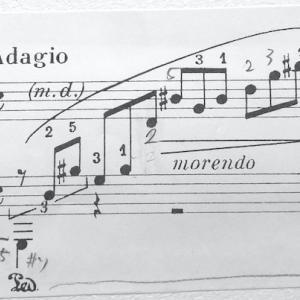 ピアノの指番号は全て書く【最も良い音を出すために】