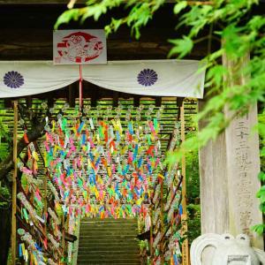 如意輪寺の風鈴