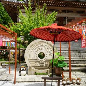 山王寺の風鈴祭り