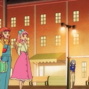 アイカツフレンズ!のアニメに登場していた場所について