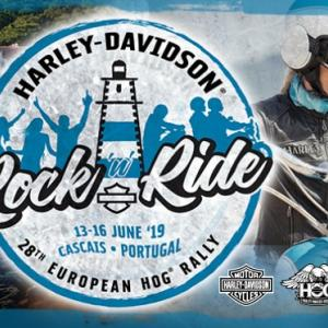 Harley-Davidson Motorcycle Tours in Europe and the USA in CASCAIS 2019!!