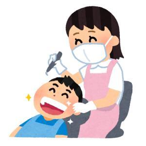 リハビリのあと歯科検診に行きました!(OLの日)