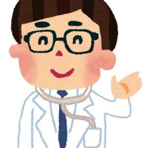 """ドクターに、""""また、来たなあ…⁉""""と思われると思います。(笑)(今日はミシンの日)"""