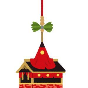 「祇園祭」の7月15日の宵々山がくると…(今日はお盆の日)