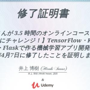 【レビュー】【画像判定AI自作にチャレンジ!】TensorFlow・Keras・Python・Flaskで作る機械学習アプリ開発入門
