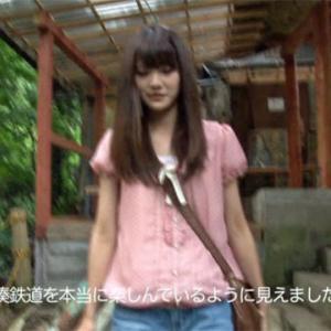 【乃木坂46】「小湊鉄道(柏幸奈個人PV)」ロケ地訪問(養老渓谷[1])
