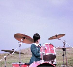 【欅坂46】「ドラムス・シンバル・サバイバル(志田愛佳個人PV)」ロケ地訪問(波崎海水浴場[4])