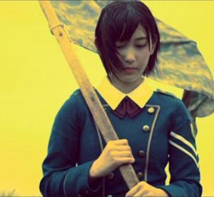 【欅坂46】「ドラムス・シンバル・サバイバル(志田愛佳個人PV)」ロケ地訪問(波崎海水浴場[6])