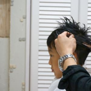 【小学生の髪型】 2ブロックがオススメです