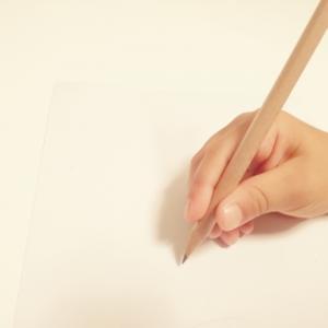 【綺麗な文字の書き方】子供さんは綺麗な文字を書かれていますか⁇