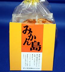 イガワ製菓「みかん島」