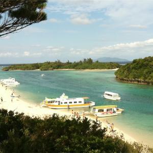 石垣島【川平】川平湾周辺のダイビングポイント