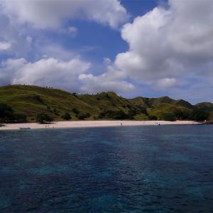 コモド諸島のダイビングポイント【中央】