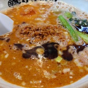 【福岡市天神】「有吉商店」の博多担々麺を食べてみた