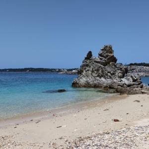【沖縄】「崎本部緑地」のビーチ|通称ゴリラチョップでシュノーケリング