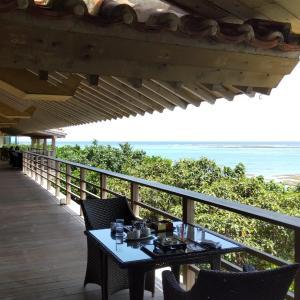 【沖縄南城市】ホテル「百名伽藍 」のカフェ もう一度行きたい極上空間