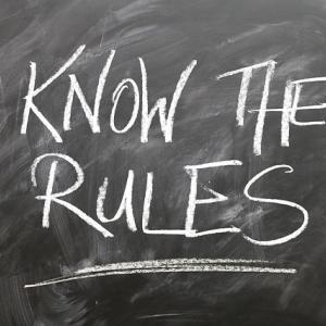 投資に失敗しないためのルール作り