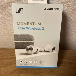 SENNHEISER MOMENTUM True Wireless 2をレビュー!音質、機能ともに最高峰!