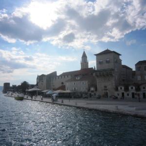 クロアチア~トロギール~