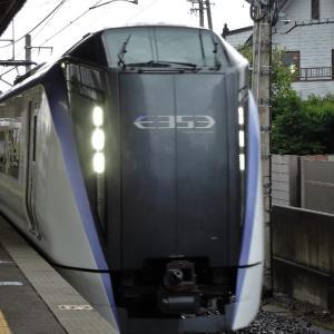 中央本線を名古屋から八王子へ②