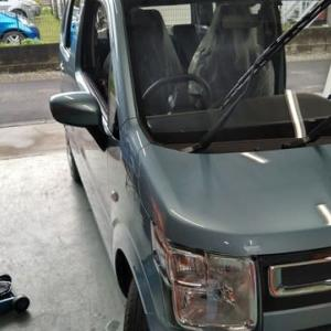 ワゴンR 納車準備 諸々