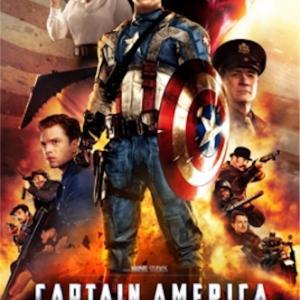 『キャプテン・アメリカ』評価感想*アメリカの希望!その名は…