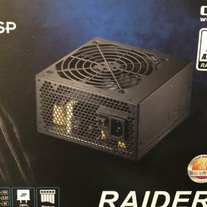ついに電源も交換!OwltechのRader II RA2-750