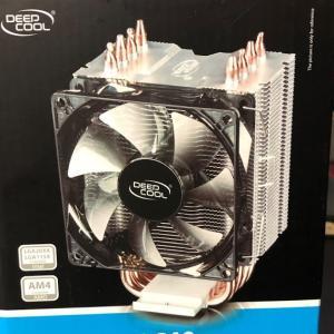 CPUクーラーを購入!DEEP COOL GAMMAXX C40