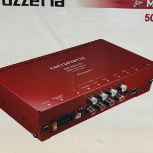DEQ-1000A-MZ購入&取り付け!