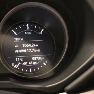 CX-8購入してから一番のロングドライブ~無給油で何キロ走れる?~