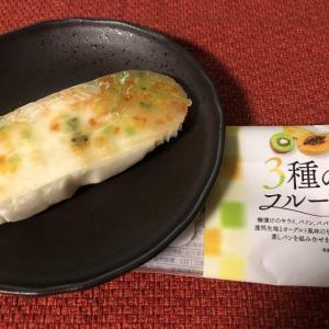 爽やかに美味しい和菓子【敷島製パン】3種のフルーツ