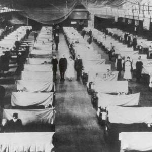 コロナウイルスをスペイン風邪から考える・・